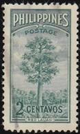 PHILIPPINES - Scott #540 Shorea Negrosensis / Used Stamp - Alberi