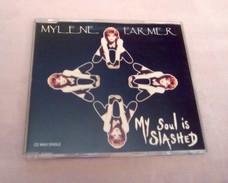 MYLENE FARMER My Soul Is Slashed - Andere - Franstalig