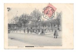 (17085-70) Héricourt - Place Du Marché - Place D'Armes - Andere Gemeenten