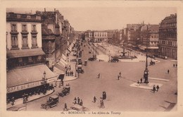 BORDEAUX LES ALLEES DE TOURNY/CAFE DE BORDEAUX  (dil331) - Bordeaux