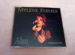 MYLENE FARMER Allan Live - Andere - Franstalig