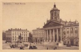 Bruxelles, Brussel, Place Royale (pk39470) - Places, Squares