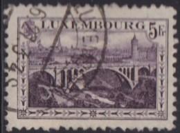 Luxemburg   .    Yvert   .   134       .    O     .          Gebruikt  .   /   .   Oblitéré - Gebruikt