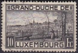 Luxemburg   .    Yvert   .   141     .    O     .          Gebruikt  .   /   .   Oblitéré - Gebruikt