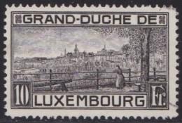 Luxemburg   .    Yvert   .   141     .    O     .          Gebruikt  .   /   .   Oblitéré - Luxembourg