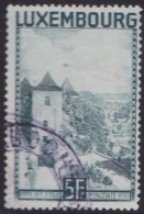 Luxemburg   .    Yvert   .   251    .    O     .          Gebruikt  .   /   .   Oblitéré - Luxemburg