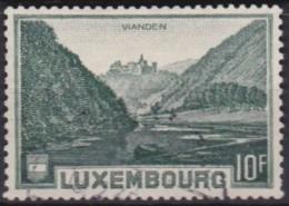 Luxemburg   .    Yvert   .   275       .    O     .          Gebruikt  .   /   .   Oblitéré - Gebruikt