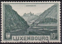 Luxemburg   .    Yvert   .   275       .    O     .          Gebruikt  .   /   .   Oblitéré - Luxemburg