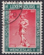 Luxemburg   .    Yvert   .   297        .    O     .          Gebruikt  .   /   .   Oblitéré - Luxembourg