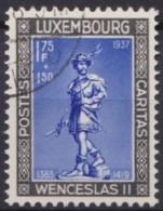 Luxemburg   .    Yvert   .   299        .    O     .          Gebruikt  .   /   .   Oblitéré - Gebruikt
