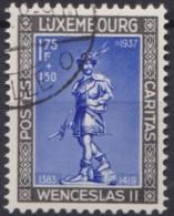 Luxemburg   .    Yvert   .   299        .    O     .          Gebruikt  .   /   .   Oblitéré - Luxemburg
