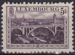 Luxemburg   .    Yvert   .     134     .    *     .         Ongebruikt  .   /   .   Neuf  * - Luxemburg