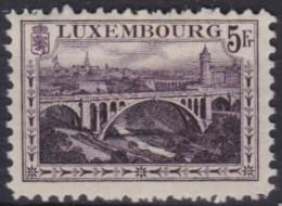 Luxemburg   .    Yvert   .     134     .    *     .         Ongebruikt  .   /   .   Neuf  * - Ongebruikt