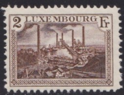 Luxemburg   .    Yvert   .    158       .   **       .       Postfris   .   /    .    Neuf** - Ongebruikt