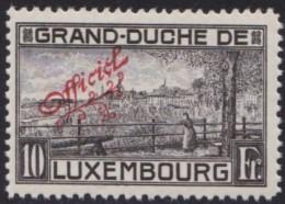 Luxemburg   .    Yvert   .     Service  148   .   **       .       Postfris   .   /    .    Neuf** - Dienst