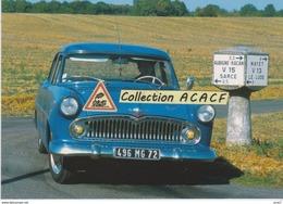 Simca Ariane De 1962  - - Voitures De Tourisme