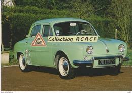 Renault Dauphine De 1957 - - Voitures De Tourisme