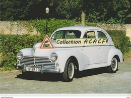 Peugeot 203 Berline De 1958 - - Turismo