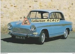 Simca Aronde P60 Monaco De 1960  - - Turismo