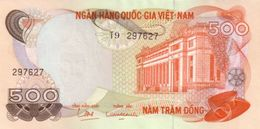 SOUTH VIETNAM 500 ÐỒNG ND (1970) P-28 AU [VNS130a] - Vietnam