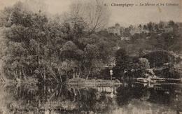 CPA 94 CHAMPIGNY La Marne Et Les Côteaux - Champigny Sur Marne
