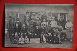 RARE - Orsonette - Four à Chaux - Carte Photo - 3 Janvier 1912 - France