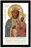 Poland 2017 Mih. 4932 Revered Icon Our Lady Of Czestochowa MNH ** - 1944-.... Republic