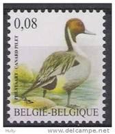 Belgie Uitgifte 03/01/2011 (**) - 1985-.. Birds (Buzin)