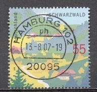 Allemagne 2007  Oblitéré Michel  2554 - [7] République Fédérale