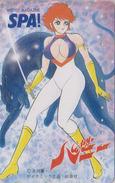 Télécarte Japon / 110-132887 - MANGA EROTIQUE - EROTIC ANIME Japan Phonecard - BD Comics Telefonkarte - 9265 - Comics