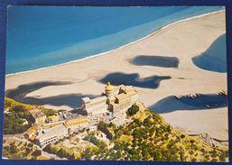 TINDARI (Messina) - Veduta Aerea Del Colle Con Il Santuario - Air View - Vg - Messina