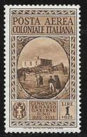 Italian Colonies General, Scott # C!0 MNH Garibaldi, 1932 - General Issues