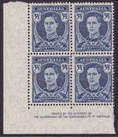 AUSTRALIA 1942 Sg 207 Mint Never Hinged - Nuovi