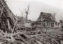 France Irles WWI Front De L'Ouest Bataille De La Somme Ancienne Photo 1914-1918 - Guerre, Militaire