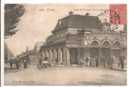74 - 17ème - Gare De Neuilly - Porte Maillot. - Arrondissement: 04