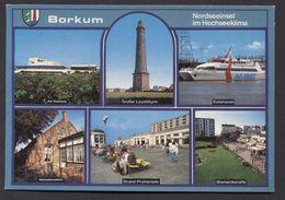 Borkum  View,   - See The 2  Scans For Condition. ( Originalscan !!! ) - Borkum
