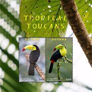 Guyana 2017 Animals & Fauna Birds - Birds