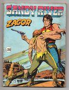 ZAGOR - NR. 184 - SANDY RIVER - COSTO LIRE 350 - VEDI FOTO - (FDC5733) - Zagor Zenith
