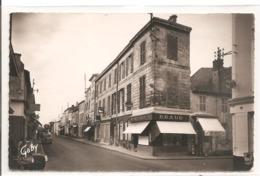 17 - MARANS - Rue D'Aligre. - France