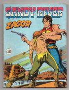 ZAGOR - NR. 184 - SANDY RIVER - COSTO LIRE 350 - VEDI FOTO - (FDC5734) - Zagor Zenith