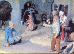 CRECHE DE PROVENCE(NOEL) - Natale