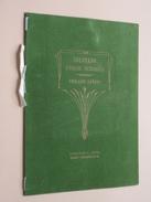 COLORADO PUBLIC SCHOOLS - PHILLIPS COUNTY Year 1948 ( Cauble ) Earlean F. Jung Superintendent - Detail, Look Photo ! - Diplômes & Bulletins Scolaires