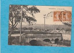 Thourotte. - Le Pont Du Matz. - Thourotte
