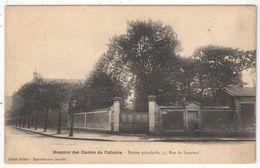 75 - PARIS 15 - Hospice Des Dames Du Calvaire - Entrée Principale, 55, Rue De Lourmel - Edition Richer - Paris (15)