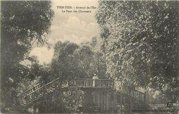 TIEN-TSIN - Arsenal De L'est, Le Pont Des Chasseurs. - China