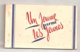 Chantier De Jeunesse1939-1945 -Pétain-Scoutisme - Lamirand-carnet De 10vues (C.1306) - Guerra 1939-45