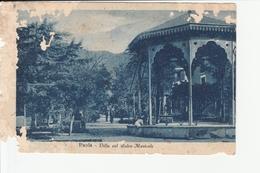 Paola Villa Col Palco Musicale 1929 Rovinata - Cosenza
