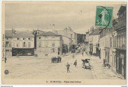 55) Saint-Mihiel : La Place Des Halles - Saint Mihiel