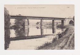 Sarreguemines  -- Pont Du Chemin De Fer - Sarreguemines