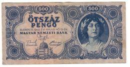 Hungary 500 Pengo 1946 - Hungary